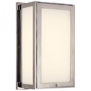 Mercer - 1 Light Short Box Wall Sconce