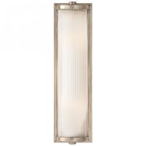 Dresser - 2 Light Long Glass Rod Wall Sconce