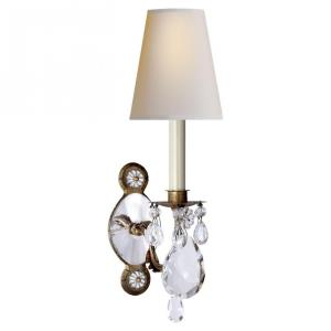 Yves - 1 Light Single Arm Wall Sconce