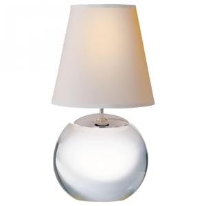 Terri - 1 Light Large Round Table Lamp