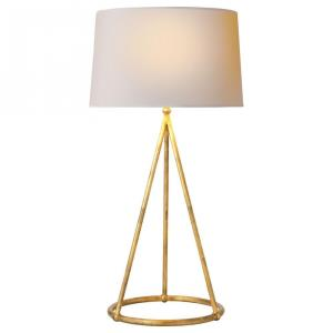 Nina - 1 Light Tapered Table Lamp