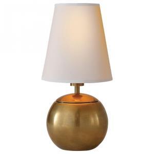 Terri - 1 Light Tiny Round Accent Lamp