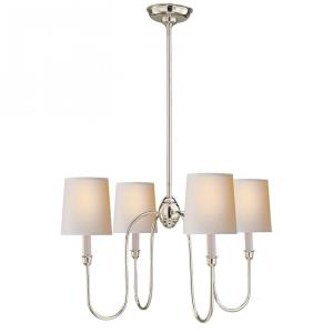 Vendome - 4 Light Small Chandelier