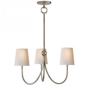 Reed - 3 Light Small Chandelier