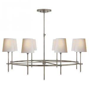 Bryant - 8 Light Large Ring Chandelier