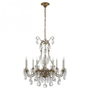 Yves - 9 Light Chandelier