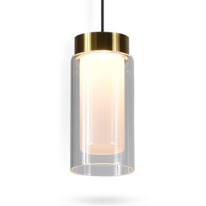 Genoa - 5 Inch 5.6W LED Pendant