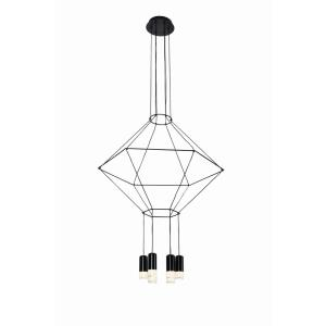 Expression - 27.25 Inch 28.98W LED Pendant