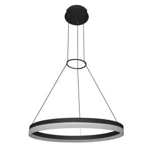 "Tania - 23.63"" 37W 1 LED Circular Chandelier"