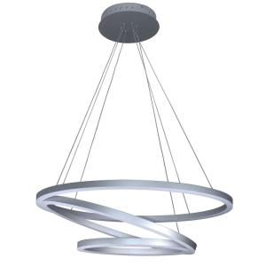 "Tania Trio - 31.5"" 100W 1 LED 3-Tier Circular Chandelier"