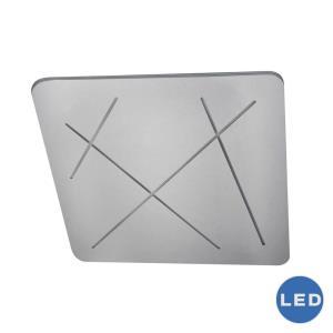 Tureis - 17.75 Inch 50W 1 LED Square Flush Mount