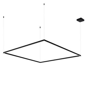 Atria - 51 inch LED Chandelier with Suspension Cables