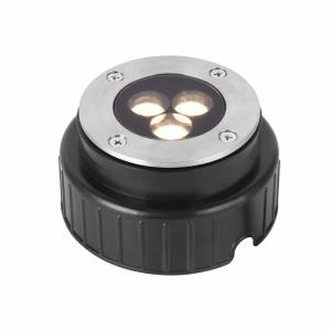 Modern - 5 inch 3W LED Outdoor In-Ground Light