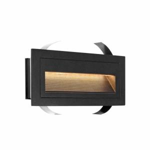 Modern - 8 inch 6W LED Outdoor Step Light
