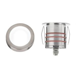 3.13 Inch 12V 4W 1 LED Slim Round Indicator Light