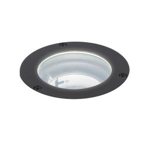 6.25 Inch 12V 2700K 12W 1 LED Inground Well Light