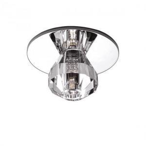 Princess - 1.63 Inch Beauty Spot Skirted Ball Glass Shade