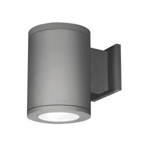 Tube Architectural - 6 Inch 42W 2700K 90 CRI 1 LED Flood Single Side Wall Mount Straight Up And Down