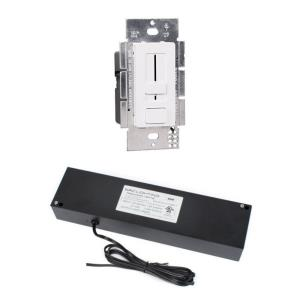 Pixels - 5 Inch 120V 100W LED Light Sheet Driver with Dimmer