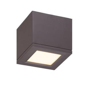Rubix - 5 Inch 17W 1 LED Small Flush Mount