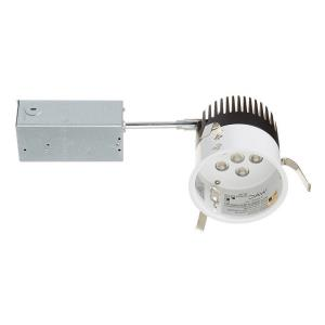 LEDme - 4 Inch 16W 4000K IC-Rated Remodel Housing with Light Engine