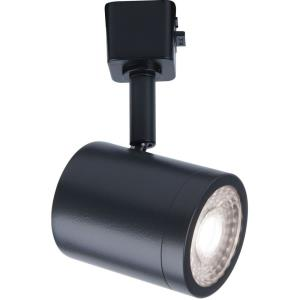Charge-11W 1 LED Line Voltage L Track Head in Functional Style-2.38 Inches Wide by 5.88 Inches High