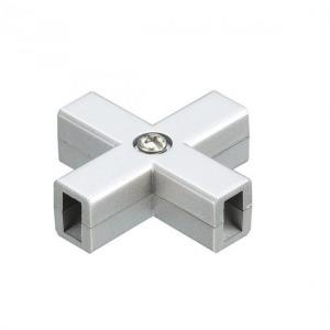 "Solorail - 2"" Dead-End X Connector"
