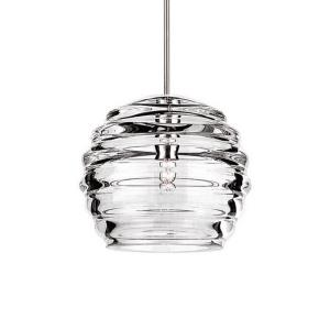 Clarity Cosmopolitan - 6 Inch 4W 1 LED Monopoint Pendant