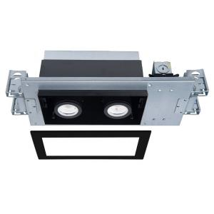 """Silo Multiples - 18.5"""" 20W 3500K 2 LED New Construction IC-Rated Airtight Housing with Light Engine"""