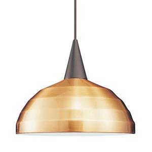 Felis - One Light Line Voltage Pendant with Canopy Mount