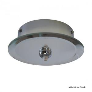 Accessory - 6 Inch Round Canopy with Integral Transformer