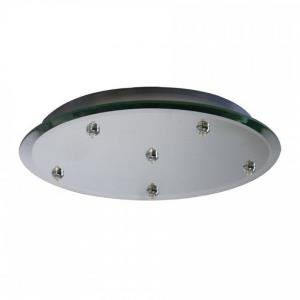 Accessory - 11.63 Inch 6-Point Surface Mount Canopy