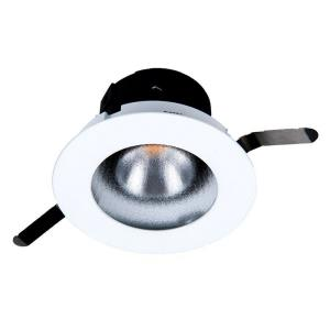 Aether - 2 Inch 15W 3500K 85CRI 40 degree 1 LED Round Adjustable Trim with LED Light Engine