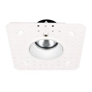 """Aether - 2"""" 15W 3000K 85CRI 50 degree 1 LED Round Invisible Trim with LED Light Engine"""