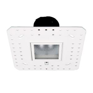 Aether - 2 Inch 15W 3500K 85CRI 40 degree 1 LED Square Adjustable Invisible Trim with LED Light Engine