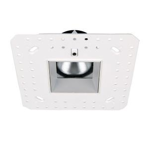"""Aether - 2"""" 15W 3000K 90CRI 40 degree 1 LED Square Invisible Trim with LED Light Engine"""
