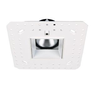 Aether - 2 Inch 15W 3000K 85CRI 50 degree 1 LED Square Invisible Trim with LED Light Engine