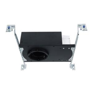"""Oculux Architectural - 3.5"""" 13.5"""" 3000K 1 LED Round New Construction IC Rated Airtight Housing with Light Engine"""