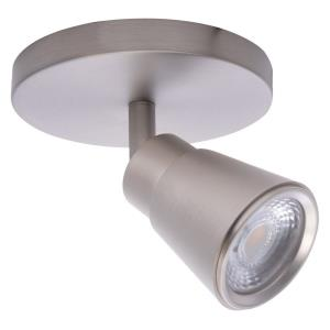 Solo - 5.21 Inch 8W 1 LED Monopoint Spot Light