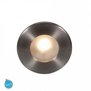 "LEDme - 3.5"" 2.9W 1 LED Circular Face Step Light"