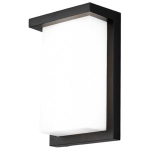 Vega - 9 Inch 8W 1 LED Outdoor Wall Sconce