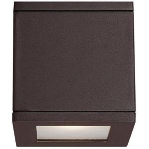 Rubix-17W 1 LED Wall Sconce-5 Inches Wide by 5 Inches High