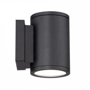 Tube - 5.63 Inch 16W 1 LED Outdoor Wall Mount