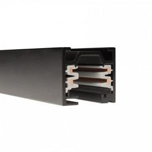 """Accessory - 144"""" 120V Flangless 2-Circuit Recessed Track"""