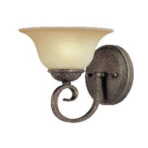 Spring Valley - One Light Wall Mount