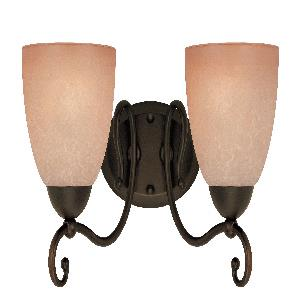 French Riviera - Two Light Wall Mount