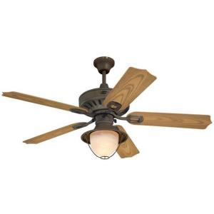 """Lafayette - 52"""" Ceiling Fan with Light Kit"""