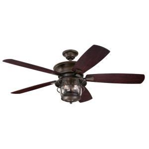 "Brentford - 52"" Ceiling Fan with Light Kit"