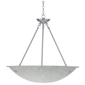 Auron - Three Light Bowl Chandelier