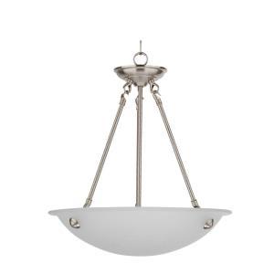 Austin - Three Light Bowl Chandelier